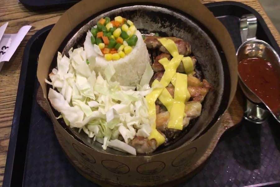 Các món ăn theo phong cách Nhật Bản nhưng lại đậm đà hương vị Việt Nam