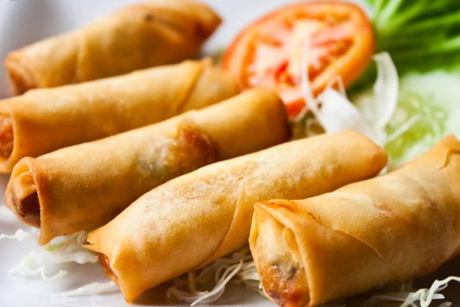 Món ăn xuất xứ từ Quảng Ngãi, thơm lừng mùi bắp và mùi hành hẹ hấp dẫn