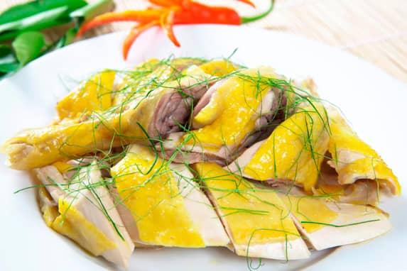 Gà Tiên Yên từ Quảng Ninh