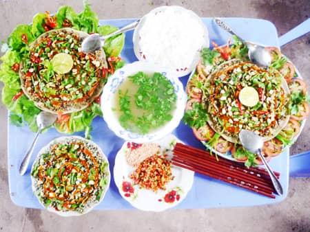 Món chắt chắt tới từ Quảng Bình