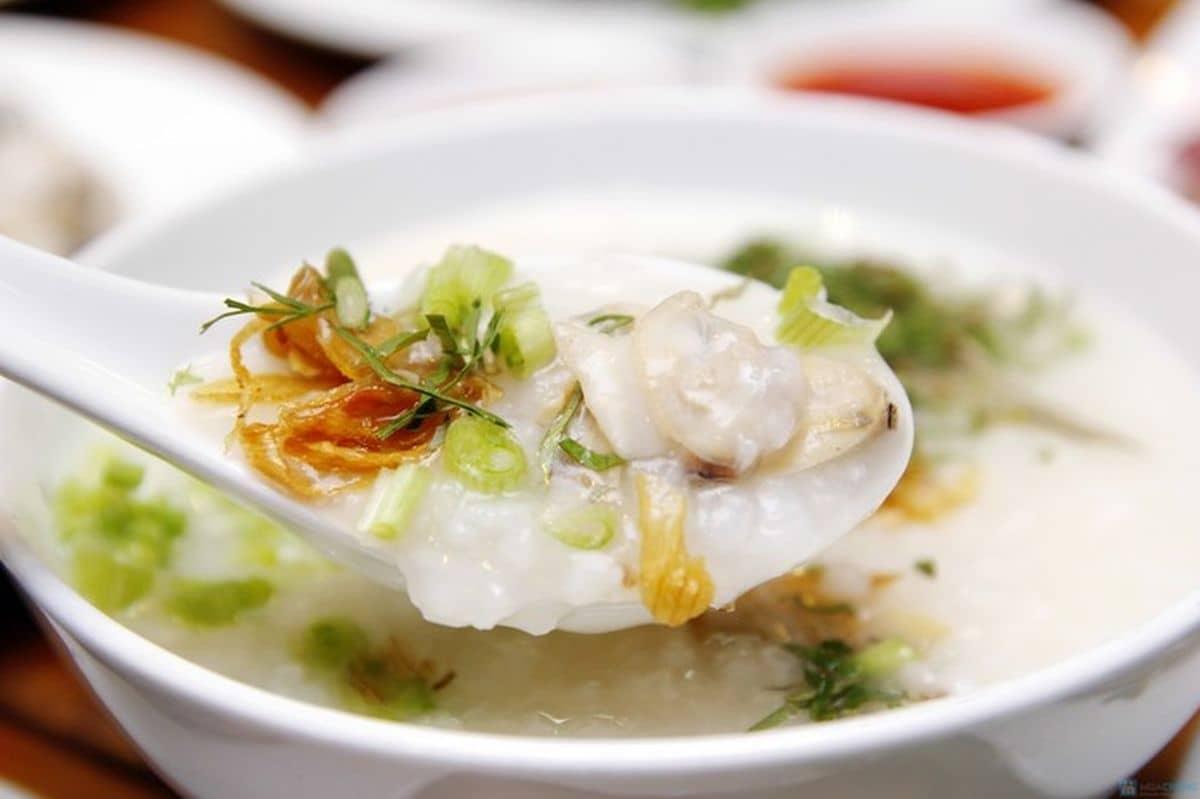 Cháo cá kèo đặc trưng ẩm thực Cà Mau