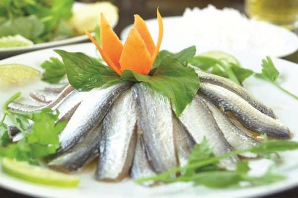 Món gỏi cá chứ danh của Bình Thuận