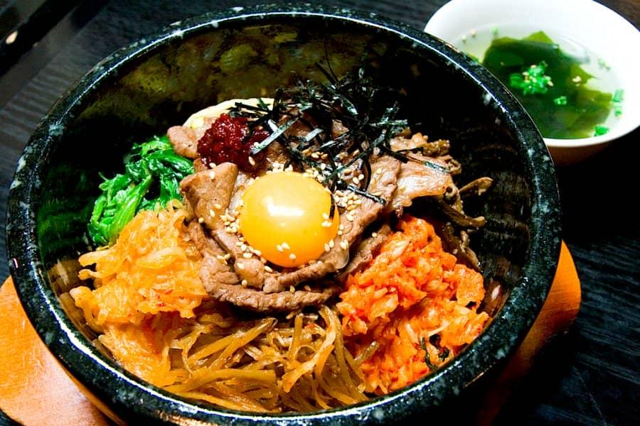 Cơm trộn Hàn Quốc Bibibap