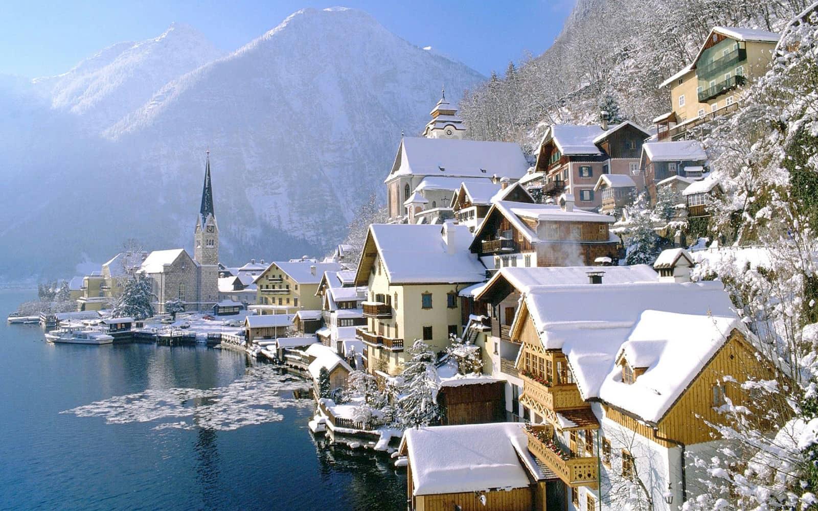 Mùa đông Châu Âu