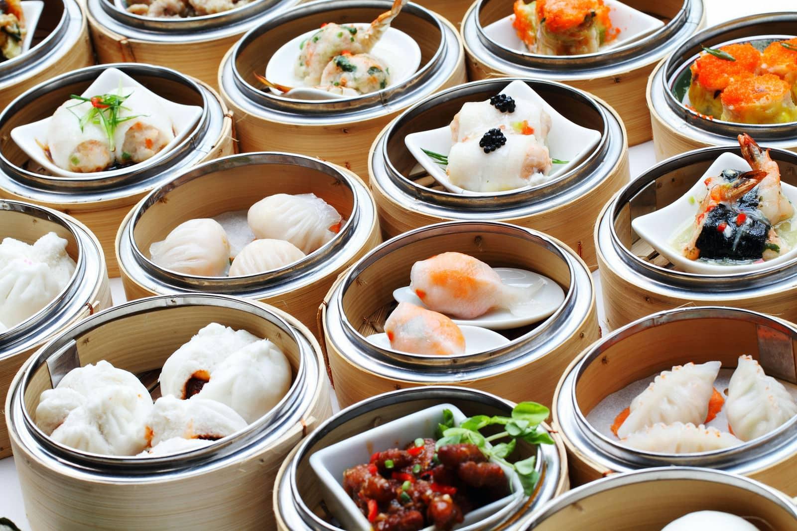 Điểm sấm là món ăn nổi tiếng nhất Quảng Đông