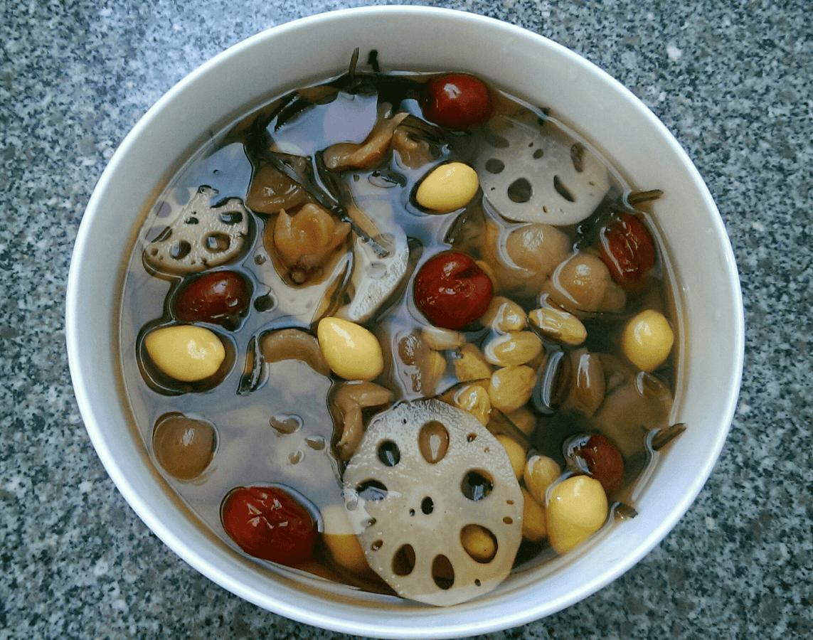Sâm bổ lượng tốt cho sức khỏe của người Quảng Đông