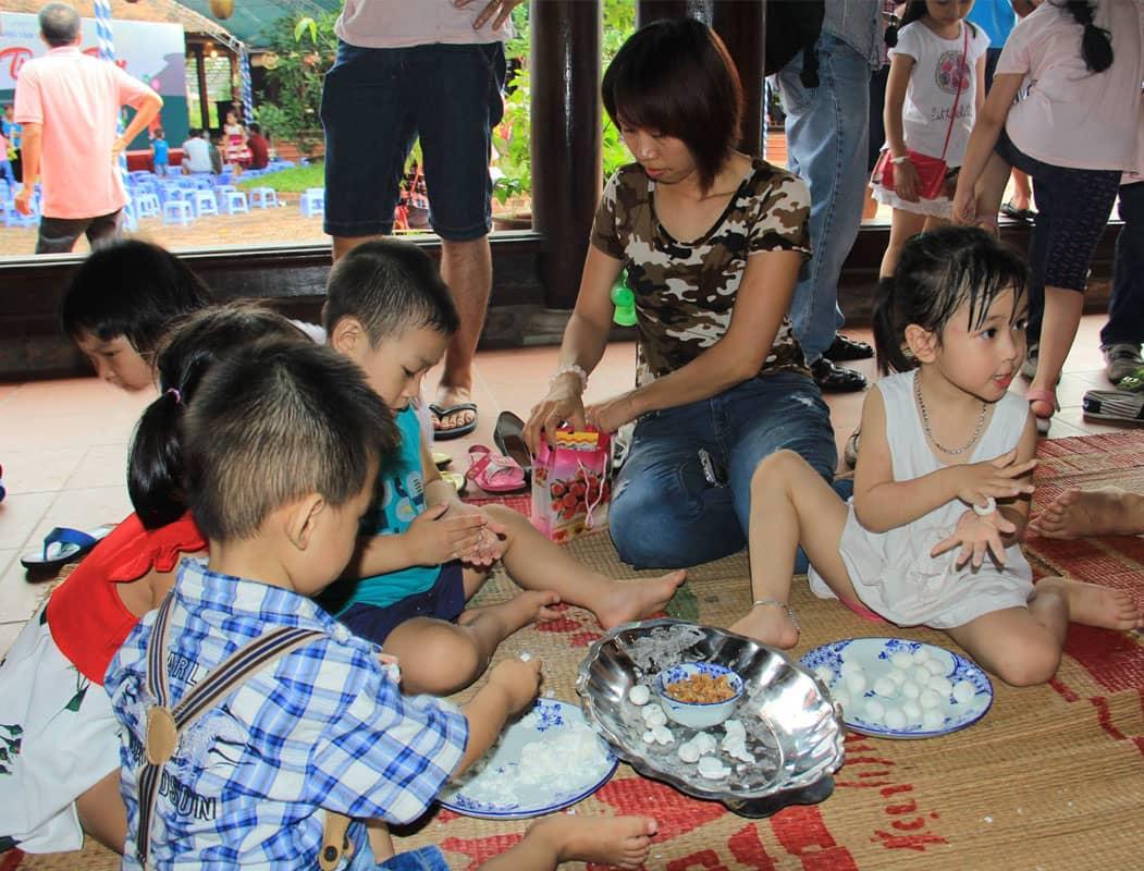 Long Việt với nhiều chương trình vui chơi cho cả gia đình
