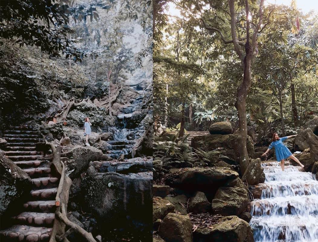 Khung cảnh thiên nhiên như trong chuyện cổ tích tại Thiên Sơn - Suối Ngà