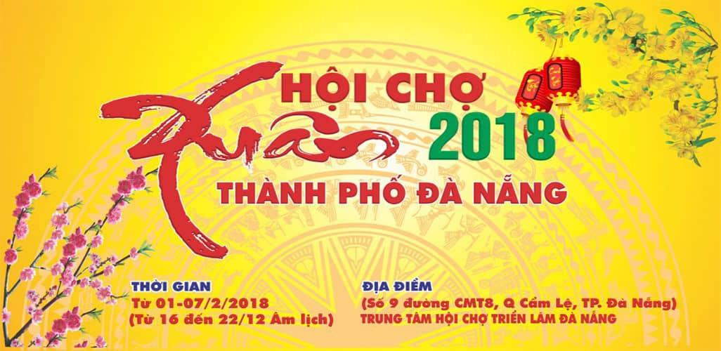 Hội chợ xuân Đà Nẵng 2018