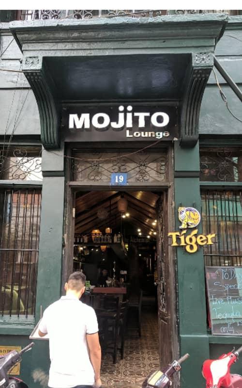 Các quán Pub hay ở Hà Nội không thể thiếu Mojito Bar & Lounge