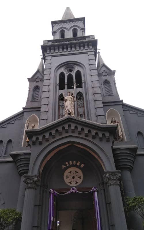 Nhà thờ giáo họ Trung Chí