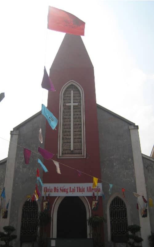 Nhờ thờ Hàng Bột Hà Nội