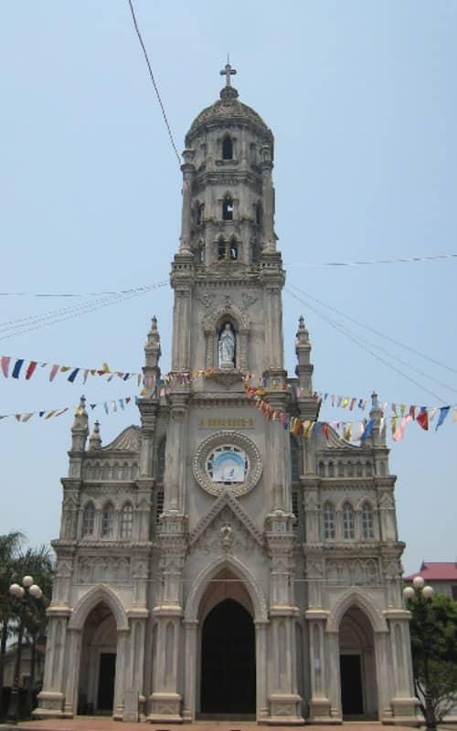 Nhà thờ Cát Thuế Hà Nội