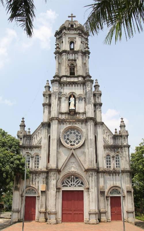 Nhà thờ Đông Lao Hà Nội