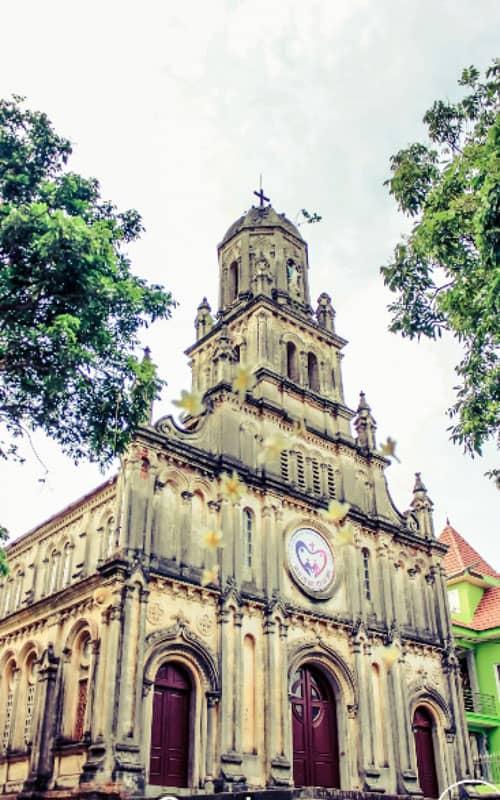 Nhà thờ Giang Xá Hà Nội