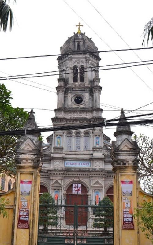 Nhà thờ Hà Đông Hà Nội