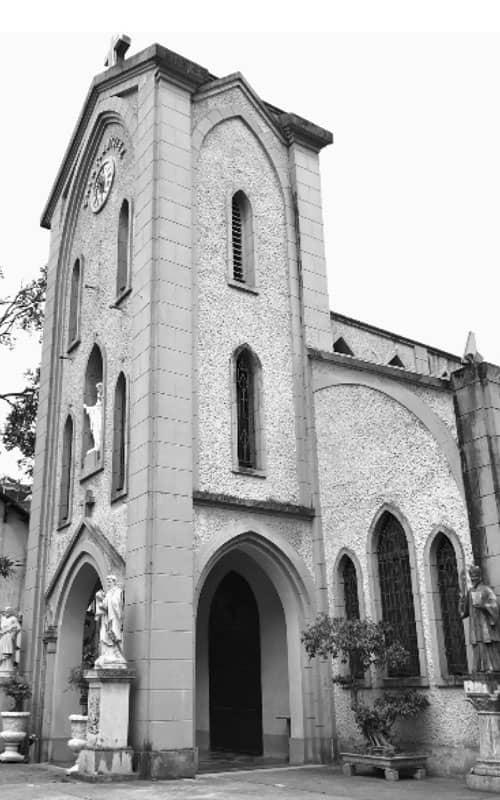 Nhà thờ Hàm Long tại Hà Nội