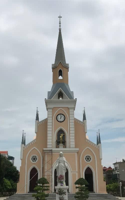Nhà thờ Nam Dư Hà Nội