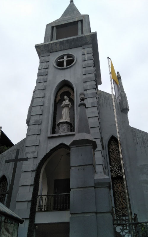 Nhà thờ Tân Lạc Hà Nội