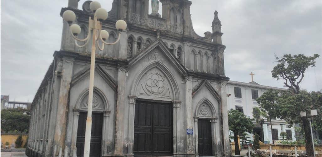 Nhà thờ Thương Thụy Hà Nội