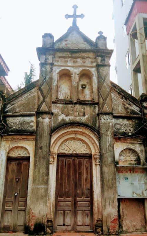 Nhà thờ giáo họ Phú Mỹ