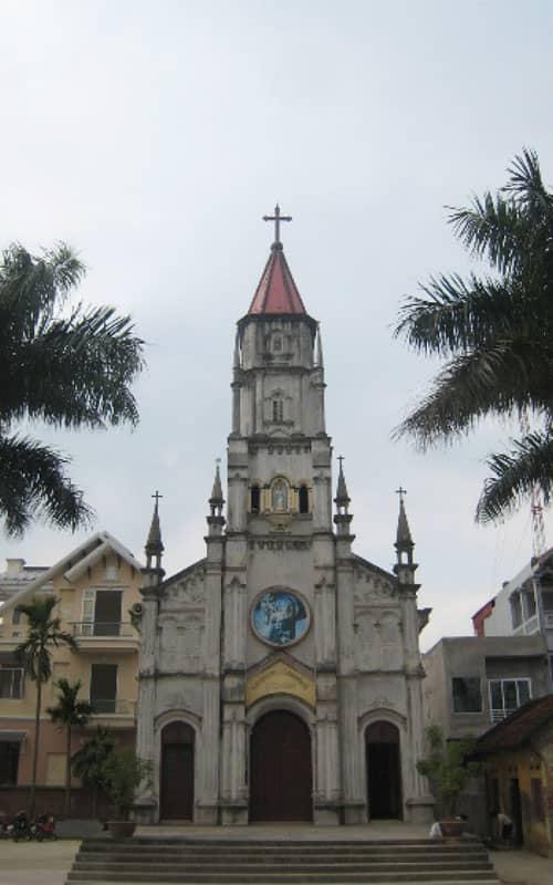 Nhà thờ giáo họ Phúc Lý