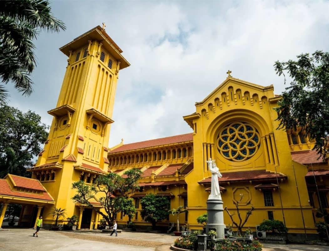 Nhà thờ giáo xứ Cửa Bắc Hà Nội