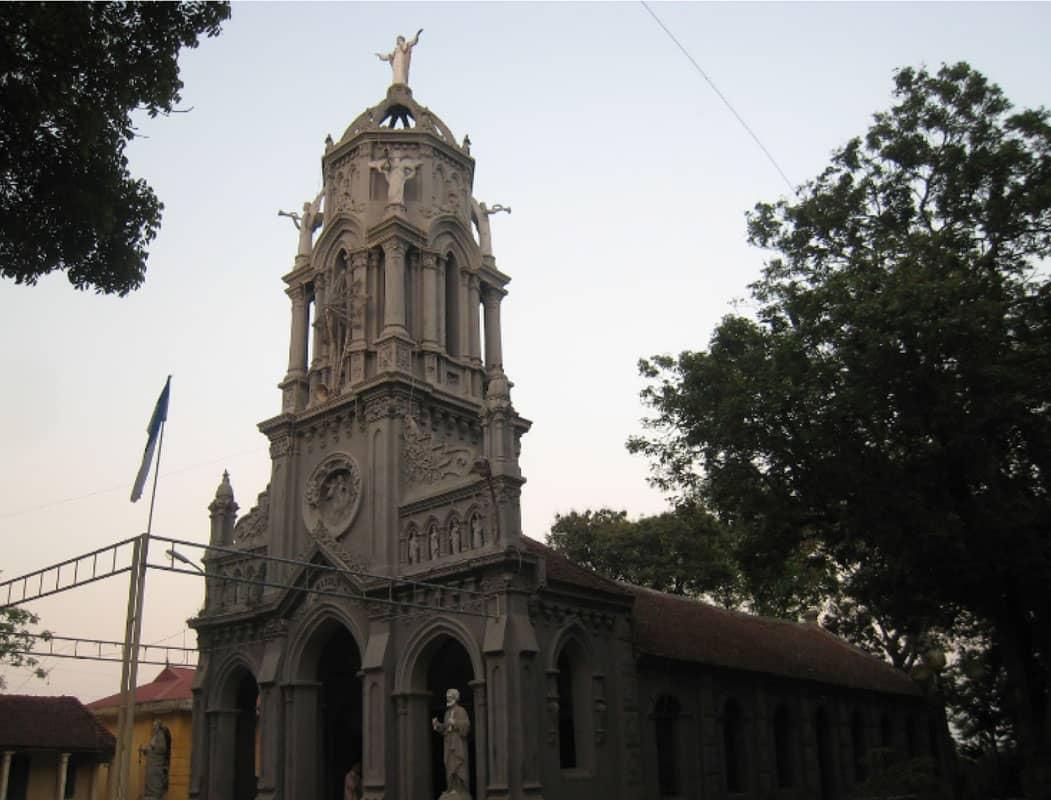 Nhà thờ giáo xứ Vạn Phúc