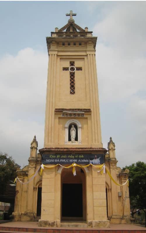 Nhà thờ Ngọc Mạch