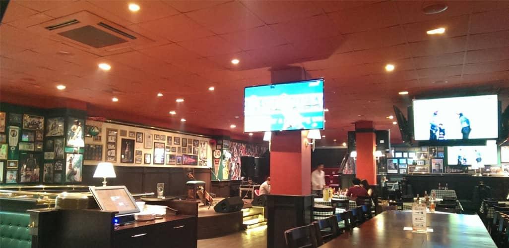O'Learys Pub Bà Triệu - không gian tuyệt hảo cho dân ghiền bóng đá