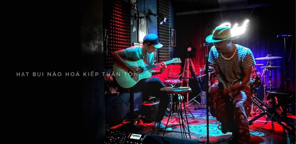 Tham gia vào những show ca nhạc với những ca sĩ nổi tiếng tại Solist Pub