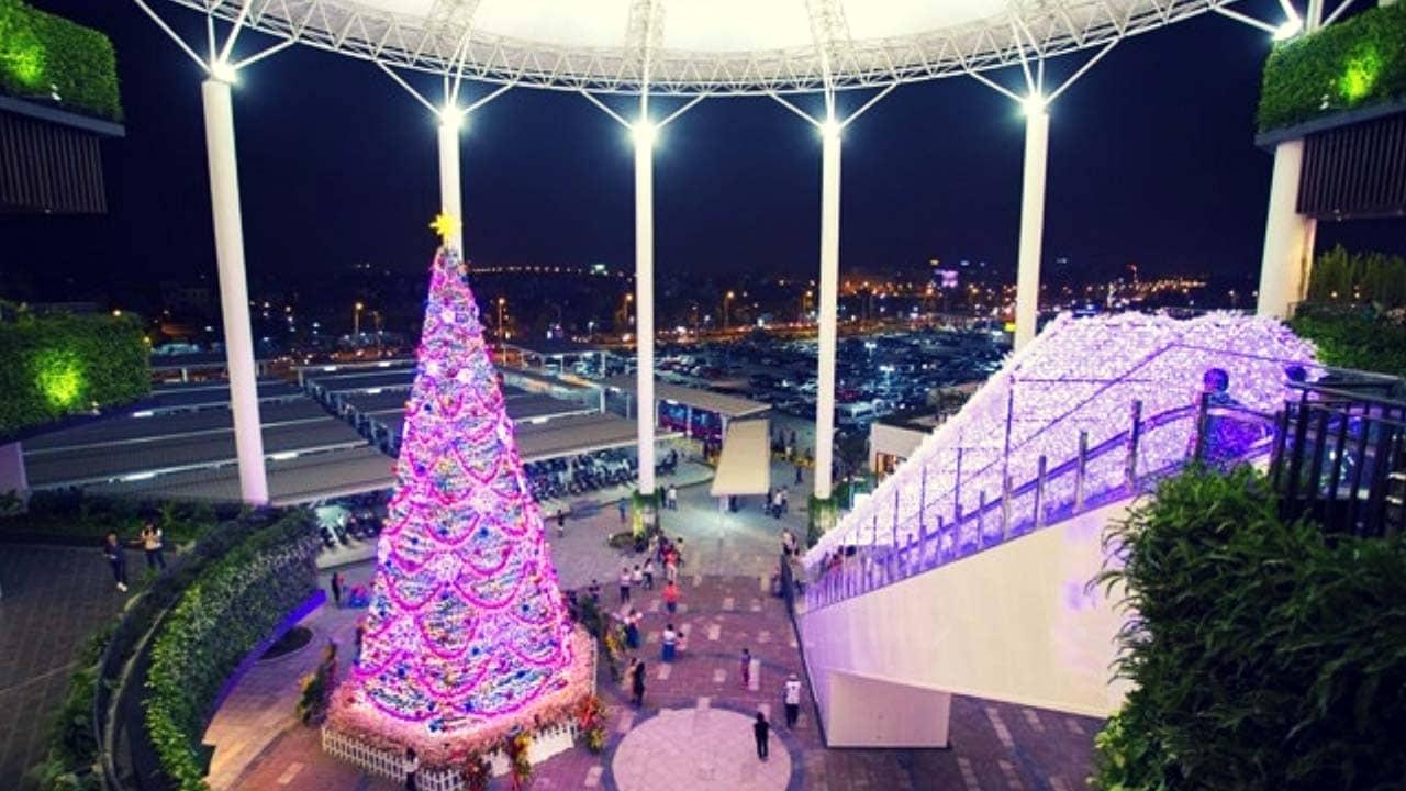 Noel 2018 tại Aeon Mall Long Biên Hà Nội