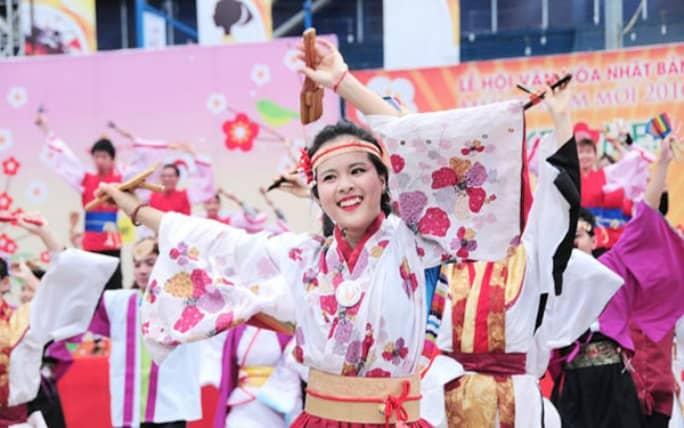 Khám phá, trải nghiệm nghệ thuật tại Tuần lễ văn hóa Nhật Bản 2017