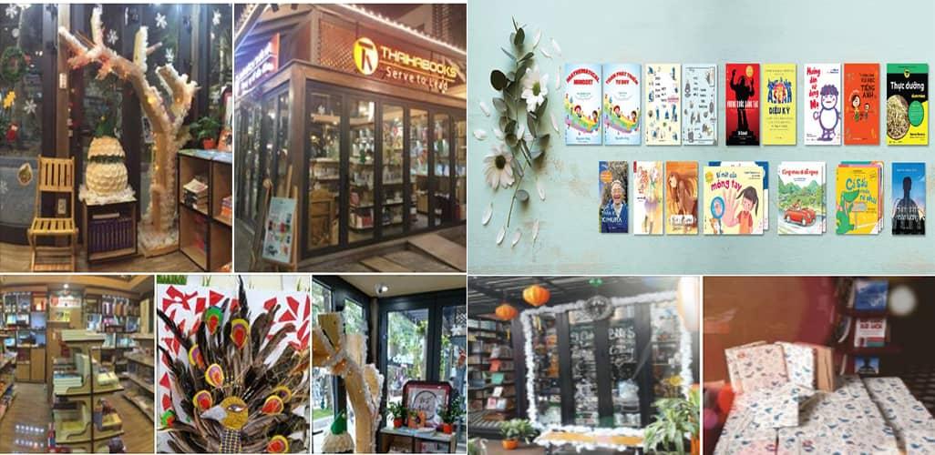 Hội sách mùa Đông với hàng ngàn đầu sách được trưng bày với nhiều ưu đãi quà tặng hấp dẫn