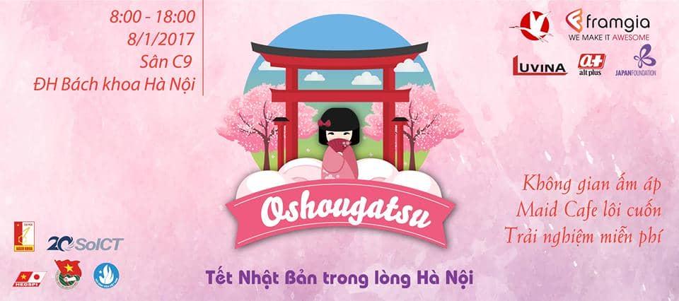 Tái hiện không khí Tết truyền thống Nhật Bản ngay tại Hà Nội, góp phần củng cố mối quan hệ thân thiết giữa hai nước Việt Nam – Nhật Bản.