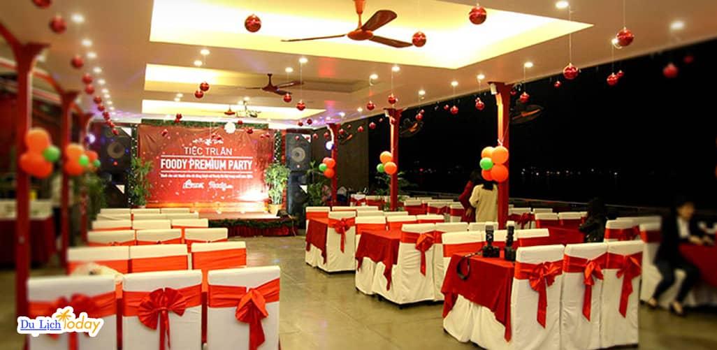 Địa điểm tổ chức sinh nhật ở Hà Nội cho các cơ quan đông người