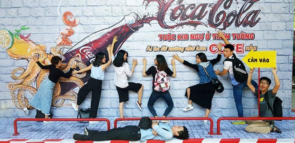 Không khí sôi động Lễ hội ẩm thực đường phố Coca - Cola trước đó diễn ra tại Sài Gòn