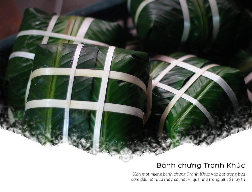 Bánh trưng Tranh Khúc - đặc sản Hà Nội làm quà cho Sài Gòn ý nghĩa