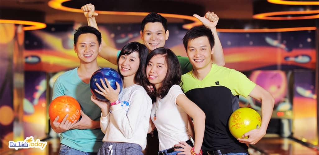 Địa điểm chơi Bowling ở Hà Nội