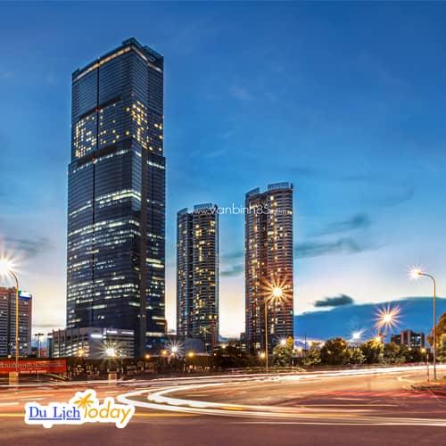 Tòa nhà cao nhất Hà Nội Keangnam