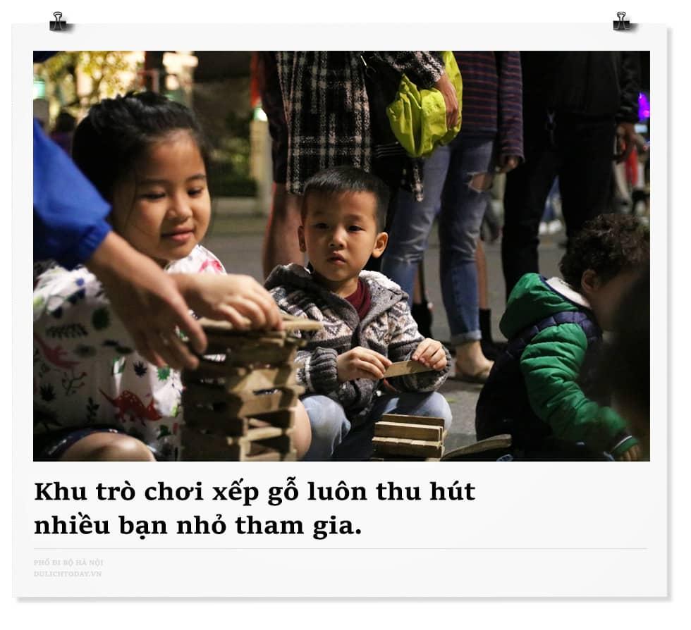 Trò chơi xếp gỗ cho trẻ em