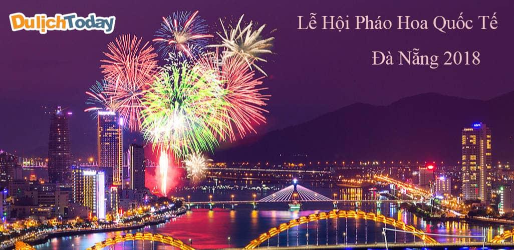 Lễ hội pháo hoa quốc tế (DIFF) Đà Nẵng 2018
