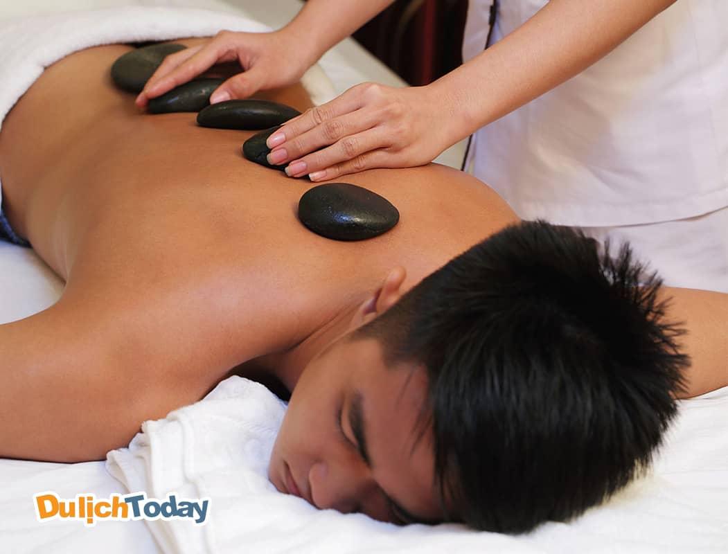 Massage body nam tại Hà Nội