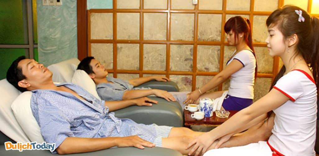 Massage nam ở Hà Nội