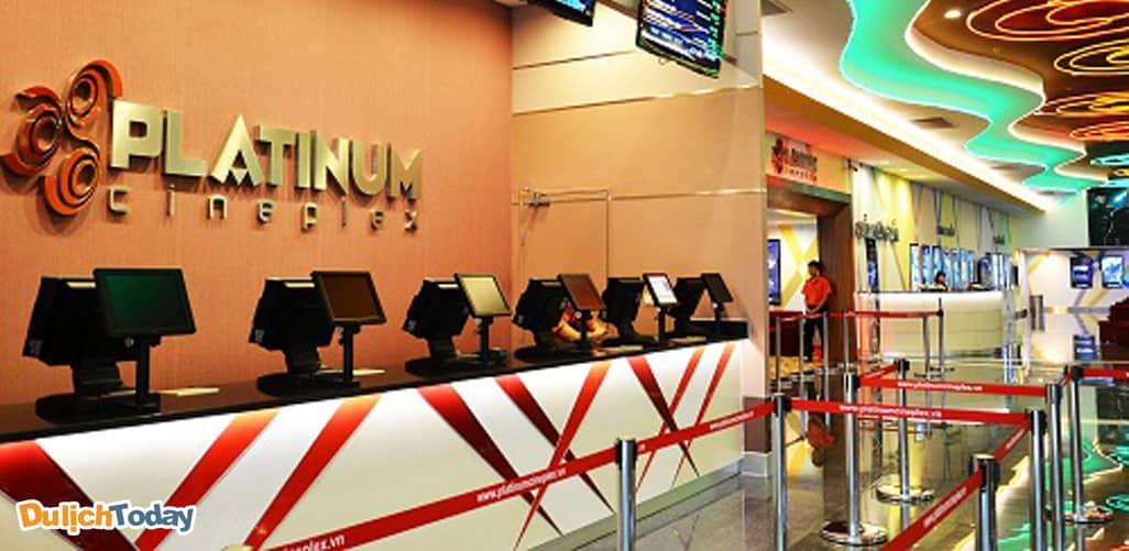 Rạp chiếu phim Platinum Hà Nội