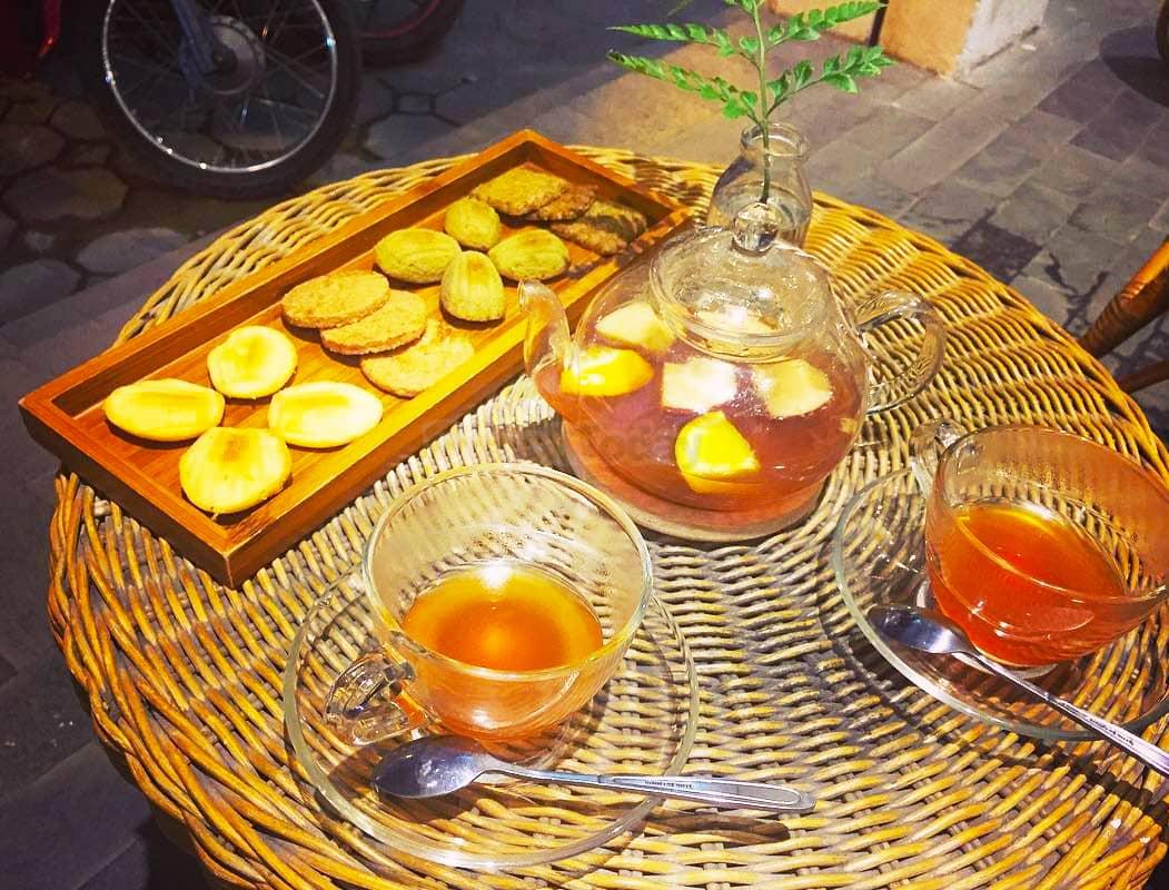 Đồ uống cup of tea cafe & Bistro ở Hà Nội