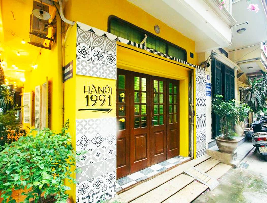 Hà Nội 1991- homestay cho sinh viên 1