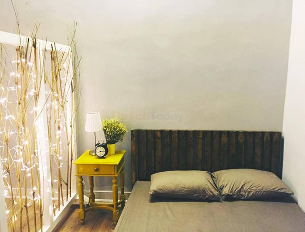 Thiết kế nhẹ nhàng, sang trọng là điểm nhấn tại Satori homestay