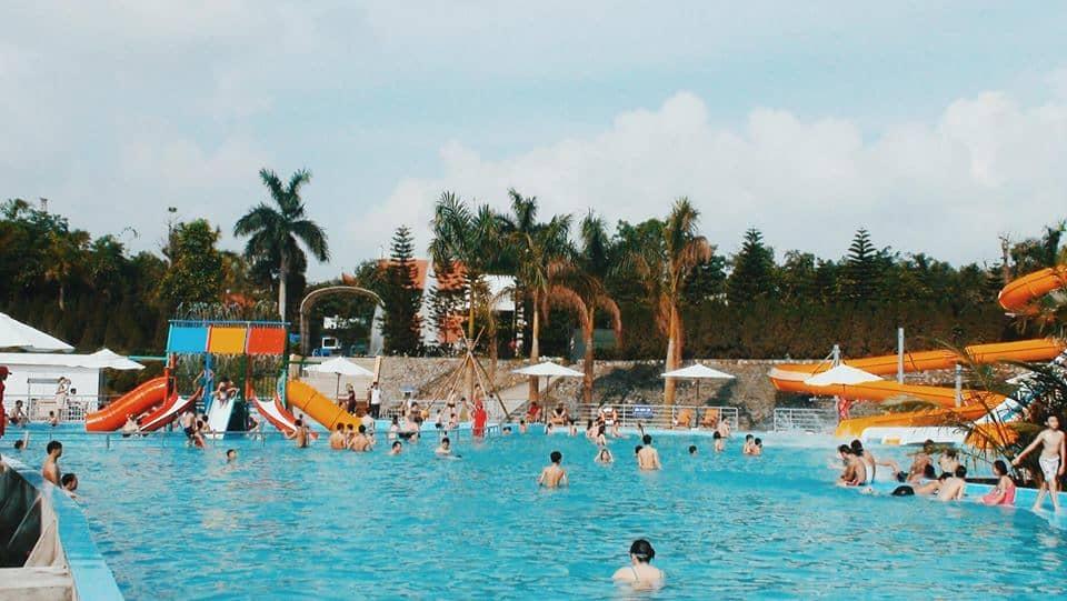 Quẩy hết mình với công viên nước mở cửa chào hè 2018