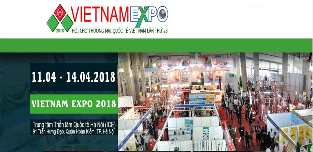 Hội chợ thương mại quốc tế 2018